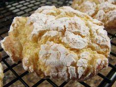 Whipcream cookies