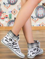 Sneakers Dacotta - άσπρο