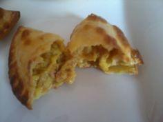 Empanadillas de pollo al curry :: La cocina de lara