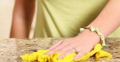 Come pulire e lucidare il marmo in modo naturale, evitando che si rovini in maniera irrepabile! @Marta Albè