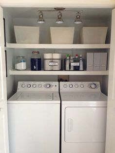 "Outstanding ""laundry room storage diy budget"" info is offered on our internet site. Check it out and you wont be sorry you did. Rustic Laundry Rooms, Farmhouse Laundry Room, Small Laundry Rooms, Laundry Room Organization, Laundry Room Design, Basement Laundry, Farmhouse Decor, Farmhouse Style, Farmhouse Ideas"