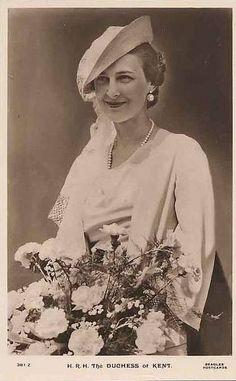 Herzogin Marina von Kent, nee Princess of Greece 1906-1968 | Flickr - Photo Sharing!