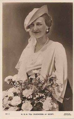 Herzogin Marina von Kent, nee Princess of Greece 1906-1968 | Flickr - Photo Sharing!