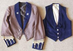 London Scottish Officer's Mess Dress