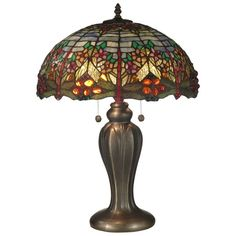 I pinned this Daisy Table Lamp from the Dale Tiffany event at Joss & Main!
