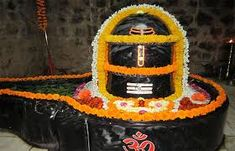 Shivling Decorated With Different Flowers…Looks Beautiful Hindu Deities, Hinduism, Om Namah Shivaya, Different Flowers, Lord Shiva, Image House, Flower Decorations, Projects To Try, Birthday