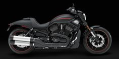 Harley Davidson V-Rod Night Rod Special. Black Denim.
