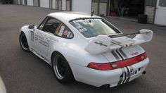 Porsche 911 (993) Carrera 2: Another Turnkey German Race Car - Fast In Fast Out