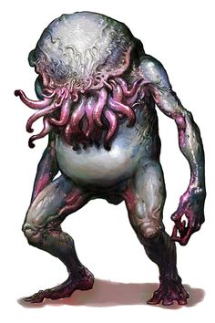 Shummicker - these tiny beings live off carrion but do not limit themselves to only that. DR STR: they always travel in groups. Weak: easily outran and they lose interest quick in bigger prey. Monster Concept Art, Alien Concept Art, Creature Concept Art, Fantasy Monster, Monster Art, Creature Design, Cthulhu, Cool Monsters, Dnd Monsters