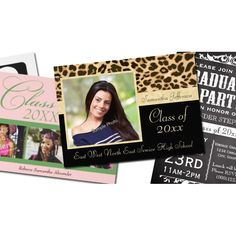 TWO DAYS ONLY! 2013 Graduates, GET 50% off graduation announcements and party invitations , use code GRADINVITE13. (expires 3/28/13)