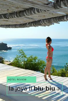 Click this pin to read our review of La Joya II BIu-Biu in Jimbaran, Bali. Find out what we love most about this beach resort!