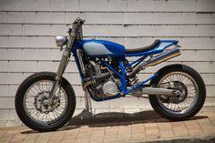 Motos de Nomade Cycles Husaberg 450