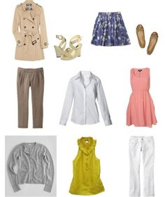 Wardrobe Essentials ~ Spring| Penny Pincher Fashion