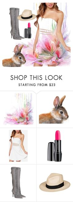 """""""Spring"""" by freespirit-freelife ❤ liked on Polyvore featuring Lancôme, Zimmermann and Roxy"""