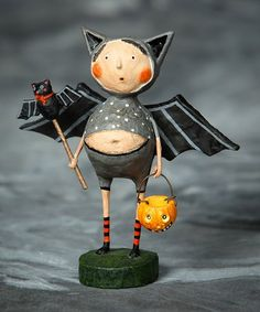 Loving this Bat Boy Ben Figurine on #zulily! #zulilyfinds