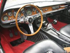 1970 Iso Grifo Coupe