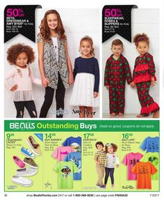 Bealls Florida Black Friday 2017 Ads and Deals Browse huge deals and savings as part of the Bealls Florida Black Friday 2017 sale. Find the cheapest prices of the year on everything from fashion fo. Black Friday 2017 Ads, Coupons, Pajama Pants, Florida, Boys, Stuff To Buy, Fashion, Moda, Coupon