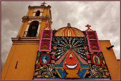 Saint Peter Mexicaltzingo Church, San Pedro Cholula, Puebla