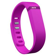 Help Mom track her steps, distance and calories burned with the Fitbit Flex.