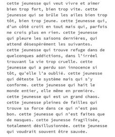 Deep Texts, Jolie Phrase, French Quotes, My Mood, True Stories, Positive Vibes, Poetry Friendship, Mindfulness, Positivity