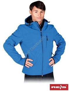 Kurtka softshell LH-SKYBLUE