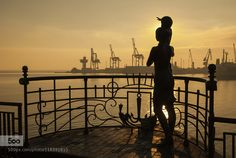 Seafarers Statue Odessa by Odessafiles. Please Like http://fb.me/go4photos and Follow @go4fotos Thank You. :-)