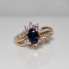 Black Diamond Engagement Ring Set White & Yellow Gold Ring Flower Engagement Ring - Fine Jewelry Ideas - Unique Sapphire Rings selected just for you - Shop Engagement Rings, Rose Gold Engagement Ring, Engagement Ring Settings, Diamond Wedding Rings, Bridal Rings, Vintage Engagement Rings, Wedding Band, The Sapphires, Buy Diamond Ring
