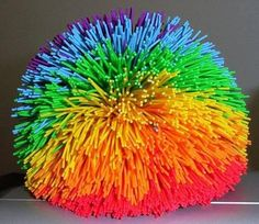 Probably one of the coolest toys to come out of the Koosh ball! *I want a koosh ball now! 90s Childhood, My Childhood Memories, Baby Memories, 1990s Toys, I Remember When, 80s Kids, Kids Toys, Oldies But Goodies, Ol Days