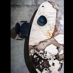 Absolutely stunning 'Patagonia granite' Love everything here! Repost Via @tommasospinzi @baxtermadeinitaly #italian #design #natural #granite #contemporary#abstract #organic #shape #concrete #ceramic #detail #interior #exterior #living #style #elegant #originalthesabbaticalhome