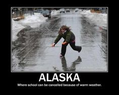 Alaska, like no other place in America.