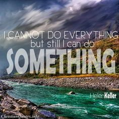 Helen Keller Quote Images |