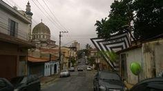 Bandeira corintiana na Rua Picinguaba, Vila Santa Isabel, comemorando o hexa-campeonato. Foto: Rogério de Moura