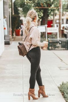 simple winter outfits to make getting dressed easy style inspiration winter 22 ~ my. Simple Winter Outfits, Cute Fall Outfits, Fall Fashion Outfits, Casual Outfits, Womens Fashion, Prep Fashion, Rock Outfits, Emo Outfits, Fashion 2018