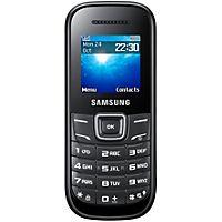 Grundlæggende mobiltelefon med op til 30 dages standby, klar farveskærm, brugervenlige gummitaster og en bekvem brugergrænseflade.