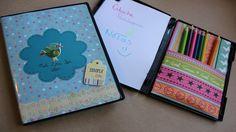 Recicla las cajas de DVD viejos y crea este hermoso estuche para notas y portalacipes Car Seat Organizer, Simply Life, How To Speak Spanish, Journal Cards, Handicraft, Ideas Para, Origami, Recycling, Diy Crafts