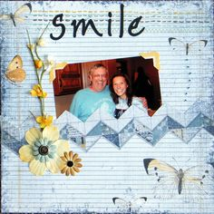 SMILE - Scrapbook.com