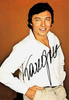 German promotion card by Polydor, no. Gott Karel, Promotion Card, Rest In Peace, Celebrities, Retro, Czech Republic, Vip, Singers, Musicians