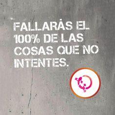 El éxito está en intentarlo hasta que logres tu objetivo.  http://www.ola-laropadeportiva.com/  #Feliziniciodesemana  #Esfuerzo #Motivación #Disciplina #Colombia
