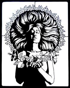 Current Art - Paper Cuts on MICA Portfolios