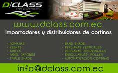 Distribuidores de Cortinas y Persianas en Ecuador - Akyanuncios.com - Publicidad con anuncios gratis en Ecuador