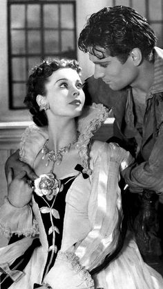 """I'd rather have lived a short life with Larry than face a long life without him."" -Vivien Leigh (with Laurence Olivier)"