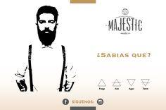 El pelo facial crece más durante el verano. #beard #majestusa #alpha #proud