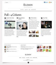 Elemin WordPress Theme Free Download • GetHow