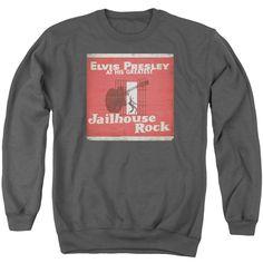 Elvis - Greatest Adult Crewneck Sweatshirt