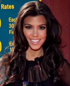 I think Kourtney Kardashian is absolutely the best looking sister, hands down!! Beautiful!!!