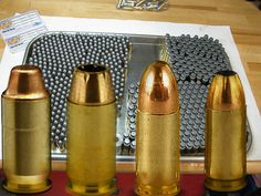 The Differences Between JHP, SWC, FMJ, +P And Others: What Do These Ammo Types Mean? | Concealed Nation