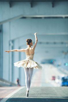 ballerina. by sunshower