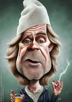 William Hall Macy jr