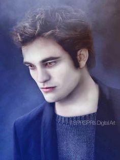 Edward Cullen - Digital Art <3