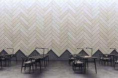 Decorative Akustikplatten BAUX ACOUSTIC TILE PLANK by BAUX Design Form Us With Love